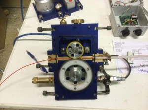 Fiberblasningsinstrumentet komp